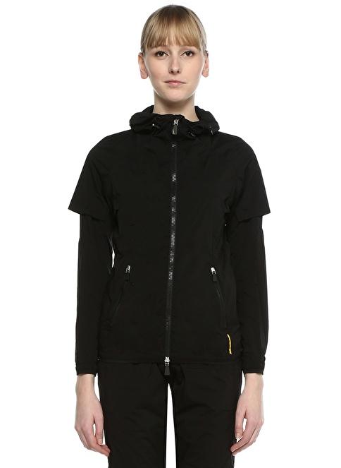 Sapopa Ceket Siyah